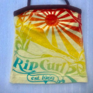 Rip Curl Womens Unique Tube Top With Bra Lining
